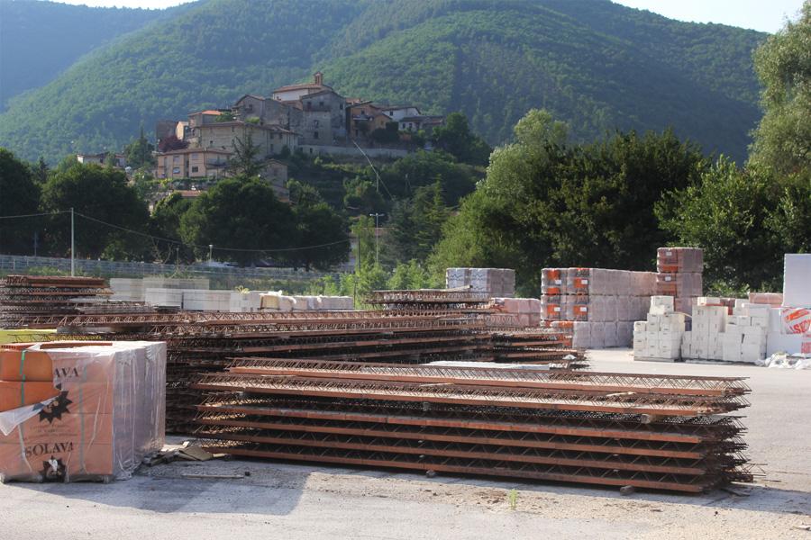 Edil Coronetta - Prodotti - Smorzo materiale edile